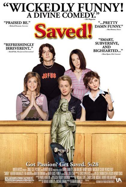 Poster Saved! - Il paradiso ci aiuta