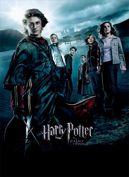 Harry potter e il calice di fuoco 2005 - Harry potter 4 et la coupe de feu streaming vf ...