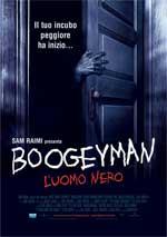 Trailer Boogeyman - L'uomo nero