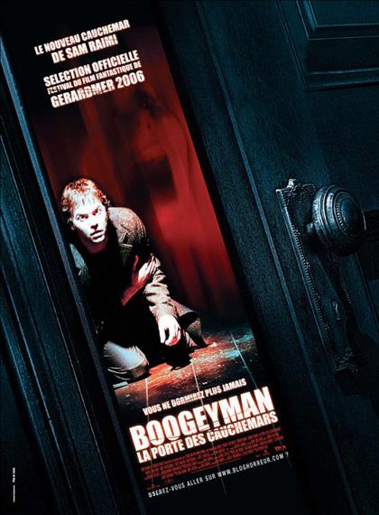 Poster Boogeyman - L'uomo nero