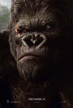 Poster King Kong  n. 1
