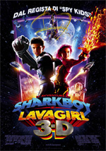 Trailer Le avventure di Sharkboy e Lavagirl in 3D