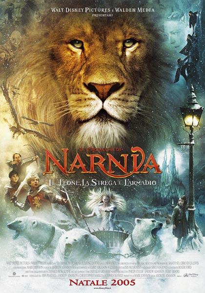 Locandina italiana Le cronache di Narnia - Il leone, la strega e l'armadio