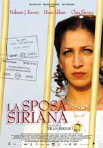 Locandina La sposa siriana