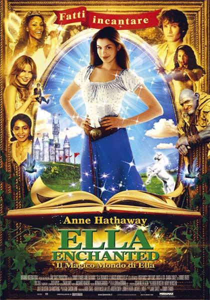 Ella Enchanted Il Magico Mondo Di Ella 2004 Mymoviesit