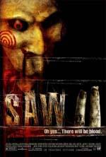 Poster Saw 2 - La soluzione dell'enigma  n. 2
