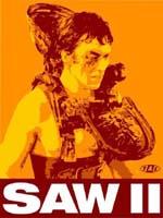 Poster Saw 2 - La soluzione dell'enigma  n. 6