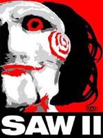 Poster Saw 2 - La soluzione dell'enigma  n. 7