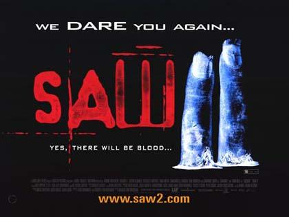 Poster Saw 2 - La soluzione dell'enigma