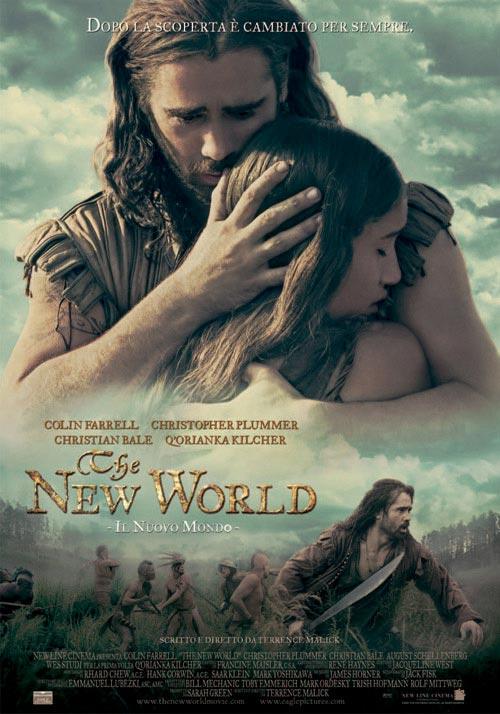 Locandina italiana The New World
