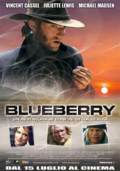 Locandina italiana Blueberry