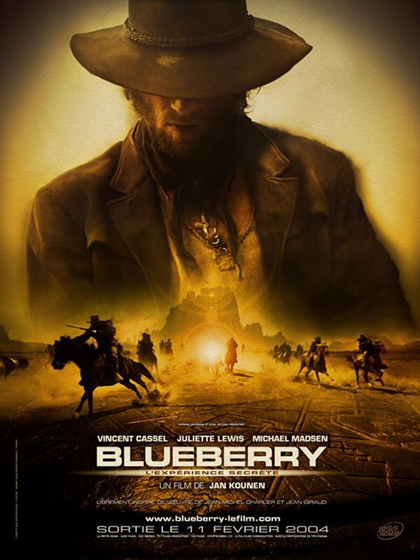 Poster Blueberry
