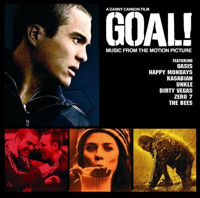 Cover CD Colonna sonora Goal! Il film