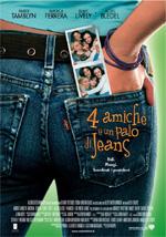 Locandina Quattro amiche e un paio di jeans