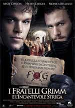 Trailer I fratelli Grimm e l'incantevole strega