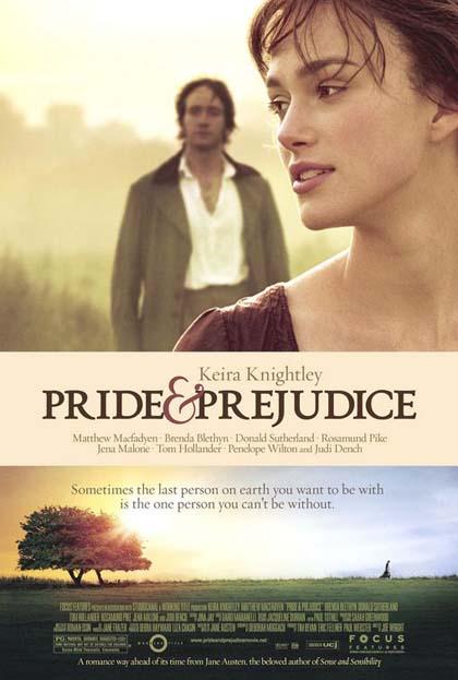 Poster Orgoglio e pregiudizio