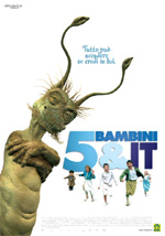 Trailer 5 bambini & It