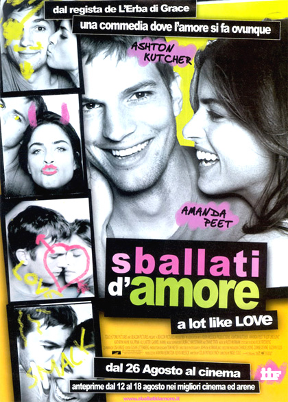 Trailer Sballati d'amore - A Lot Like Love