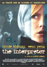 Poster The Interpreter  n. 0