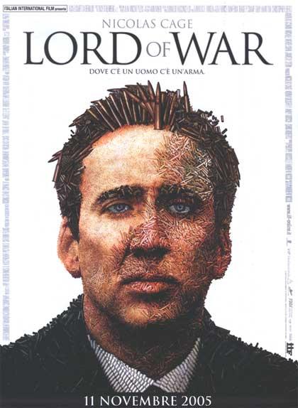 Locandina italiana Lord of War