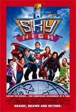 Trailer Sky High - Scuola di superpoteri
