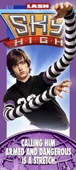 Poster Sky High - Scuola di superpoteri  n. 4