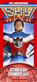 Poster Sky High - Scuola di superpoteri  n. 6