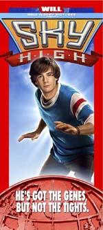 Poster Sky High - Scuola di superpoteri  n. 9