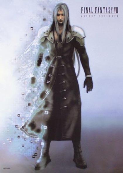 Trailer Final Fantasy VII: Advent Children