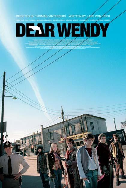 Poster Dear Wendy