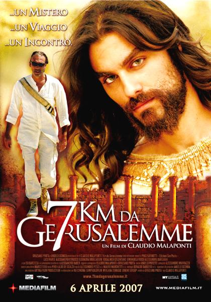 Trailer 7 km da Gerusalemme