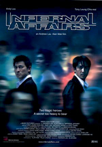 Poster Infernal Affairs  n. 0