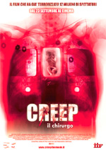 Poster Creep - Il chirurgo  n. 0