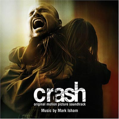 Cover CD Crash - Contatto fisico