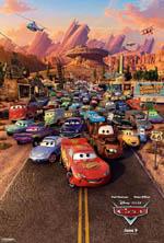 Poster Cars - Motori ruggenti  n. 3