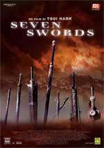 Locandina Seven Swords