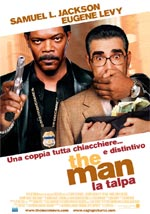 Trailer The Man - La talpa