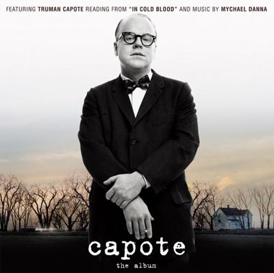 Cover CD Truman Capote: a sangue freddo