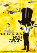 Poster Persona non grata  n. 0