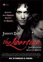 Locandina The Libertine