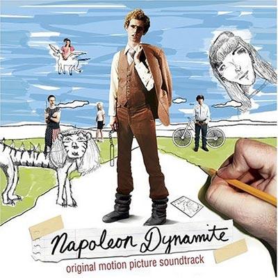 Cover CD Napoleon Dynamite