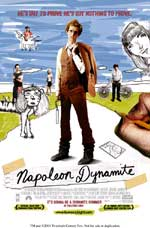 Locandina Napoleon Dynamite