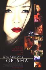 Poster Memorie di una geisha  n. 3