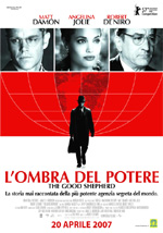 Poster L'ombra del potere - The Good Shepherd  n. 0
