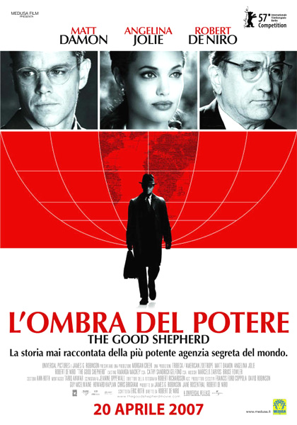Trailer L'ombra del potere - The Good Shepherd