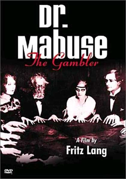 Locandina italiana Il dottor Mabuse
