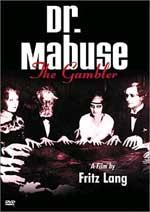 Locandina Il dottor Mabuse