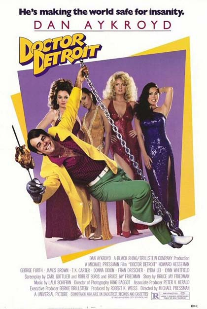 Poster Doctor Detroit