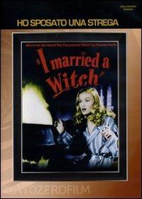 Locandina Ho sposato una strega