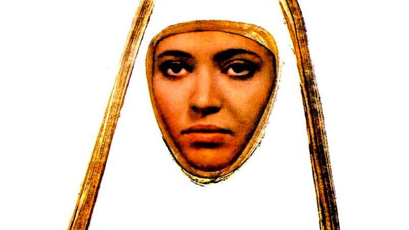 Susanna Simonin, la religiosa